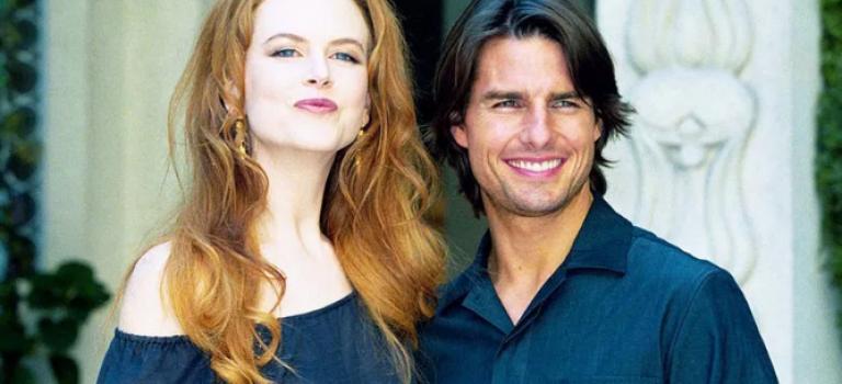 想復合?Tom Cruise有意和前妻妮可再合作,上演愛情戲碼