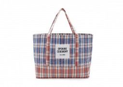 Opening-Ceremony-PLAID-TOTE-BAG1