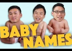 CHOOSING BABY NAMES – Lunch Break!