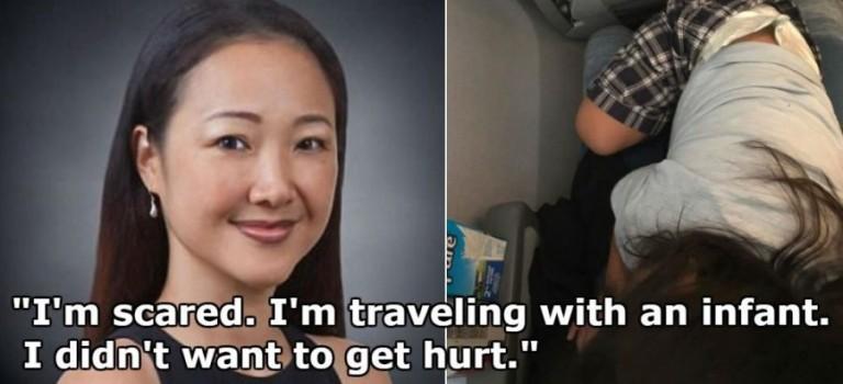 美聯航再爆醜聞!有票亞裔母子被強令坐一座,只因超額售票