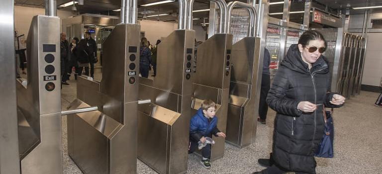 紐約警方默認地鐵逃票合法?逃票者將不再被逮捕,而是…..