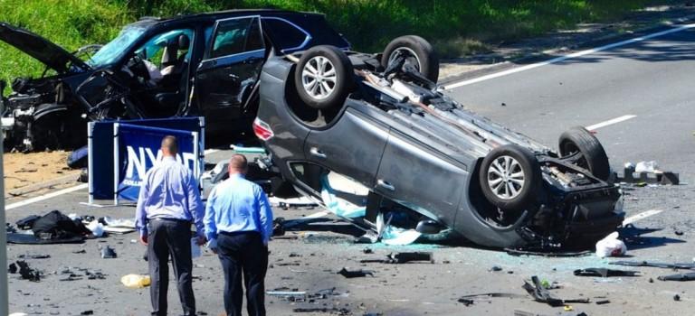 可怕!皇后區發生連環撞車事故:2 人死亡 8 人受傷,系酒後駕車所致