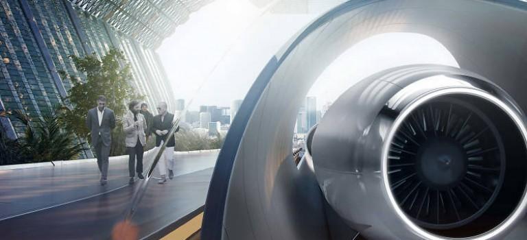特斯拉CEO宣佈將建設地下超級高鐵系統:紐約-華盛頓只需30分鐘!