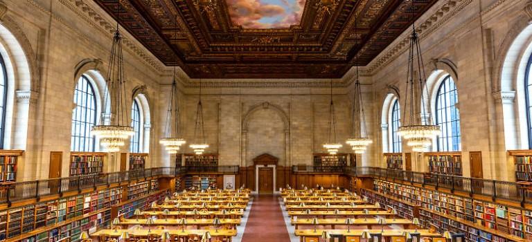 紐約最讚的五間圖書館大盤點