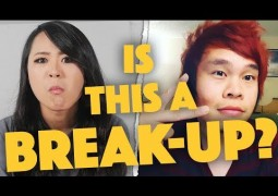 HOW TO APPROACH A BREAK-UP? ft. Domics – Lunch Break!