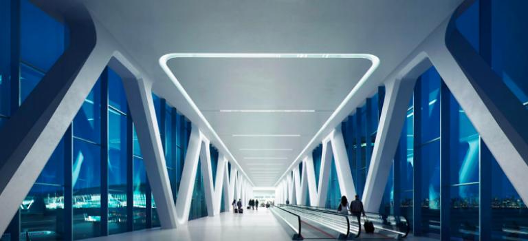 【喜極而泣】紐約拉瓜迪亞機場東部40億美元大改造計劃正式公佈!
