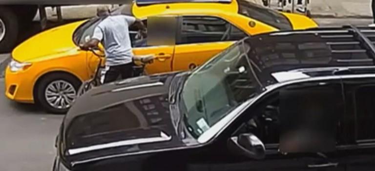 在紐約開車請留個心眼:新型犯罪視頻曝光,防不勝防!