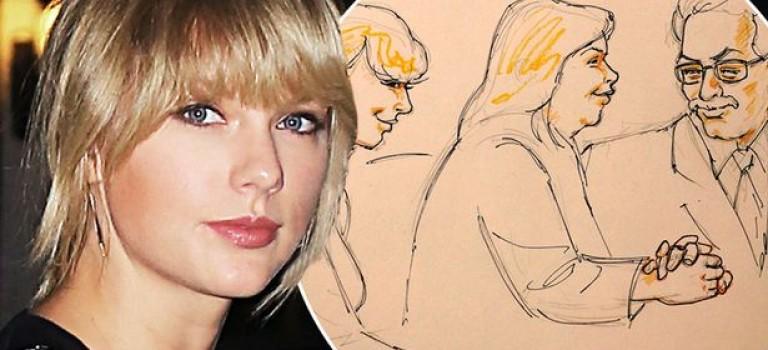 終於判決了!Taylor Swift 獲 DJ 性侵案勝訴,Tay媽當場哭了…