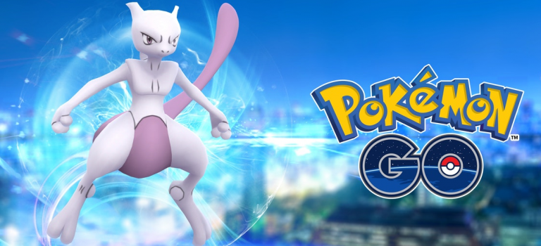 橫空登場!讓 Pokemon Go 玩家等待許久的【超夢】終於出現了!!