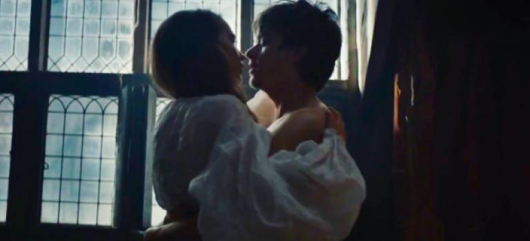 28歲女星火辣全裸拍電影!只差沒露毛~預告就掀話題!