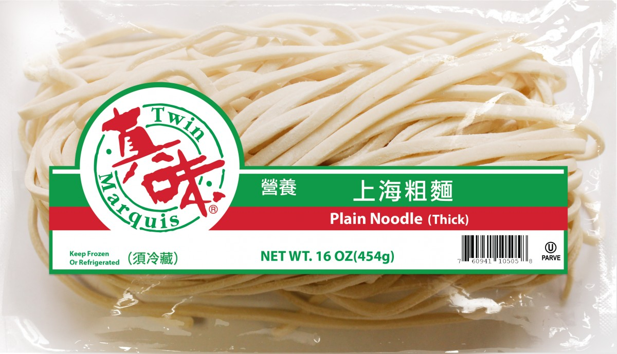 Plain Noodle Thick-Old
