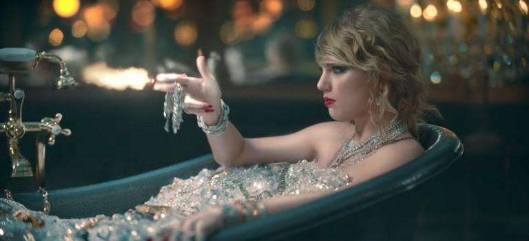 Taylor Swift 新專輯周邊產品賣到瘋!最搶手的居然是……