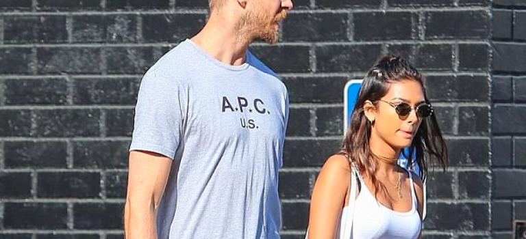 Calvin Harris 摟女友現身LA!怒怨:別再把我貼上Taylor前度標籤!