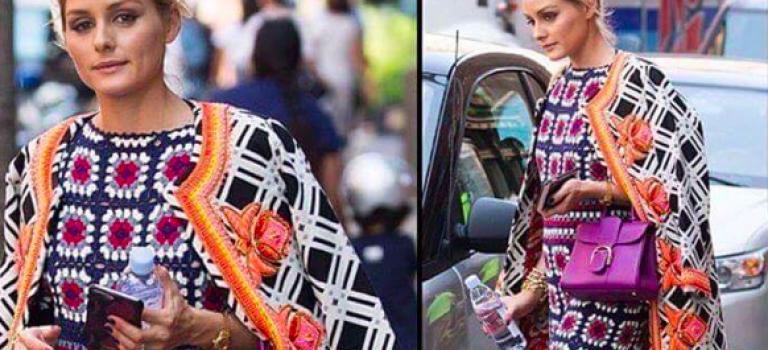 美國第一名媛Olivia紐約時裝週為這個品牌掀起跨界合作!