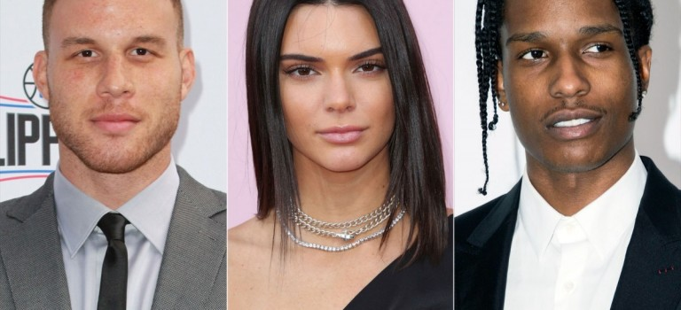 Kendall Jenner 原來是腳踏兩條船?只因為原男友 A$AP Rocky 不答應這件事…