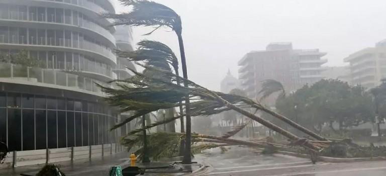 死亡人數不明! 颶風Irma過境「陽光之州」不再,1萬人斷水斷電無食物供給