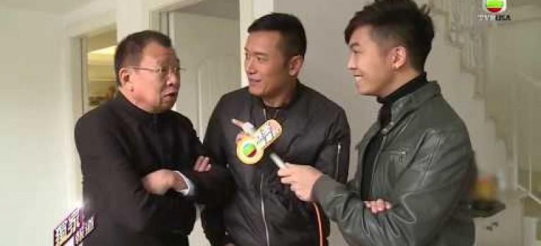 09.13.2017 – 《使徒行者2》粉絲拍戲現場探班