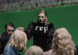 """最新出爐!《Look What You Made Me Do》幕後拍攝花絮曝光:看""""Taylor山""""是怎麼堆成的!"""