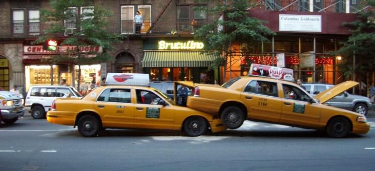 在紐約開車,是一種什麼樣的感受?