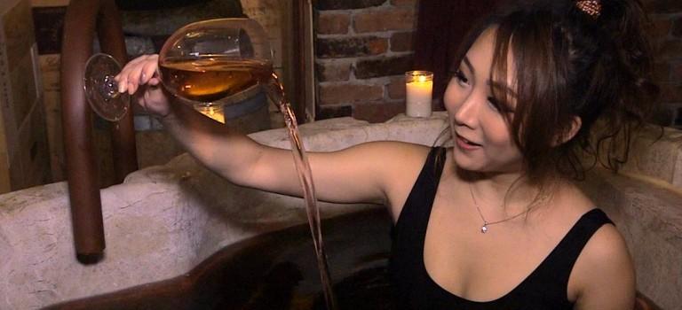 """超治愈~~紐約原來還有一個隱秘的""""紅酒浴"""" Spa!!"""