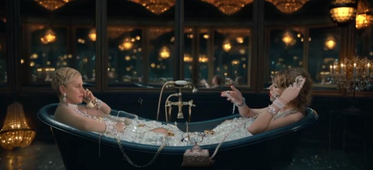 【必看影片】Taylor Swift 主打歌 MV 未播片段首次曝光!原來還有一位主角是她!!😂