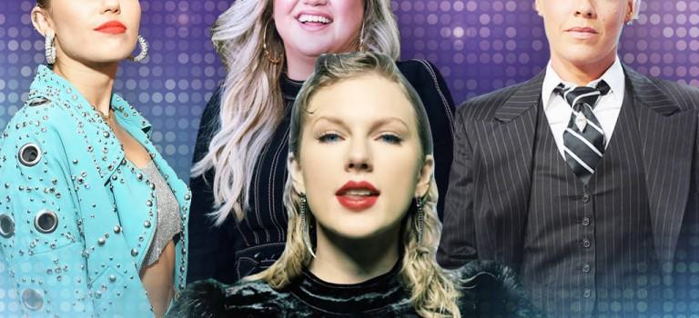 歌迷記好啦!這份新專輯發佈時間表,除了 Miley Cyrus 和 Taylor Swift 還有他們哦!