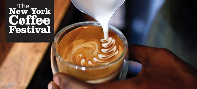 """""""紐約咖啡節""""再度來襲:無限咖啡品嘗 + 咖啡大師拉花表演,咖啡控們怎能錯過!"""
