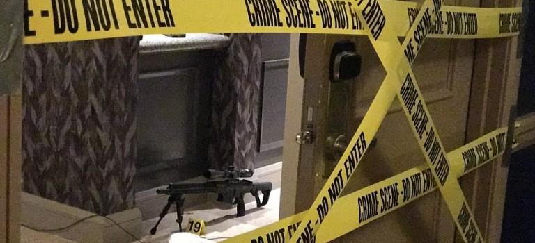 拉斯維加斯槍手射擊現場曝光,還原當晚噩夢:他何以製造了美國最慘槍案
