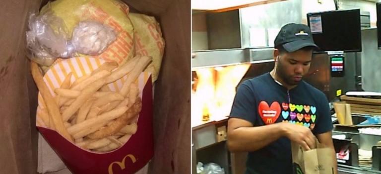 太誇張了!麥當勞經理售餐時夾帶毒品!交易金額達上萬美元