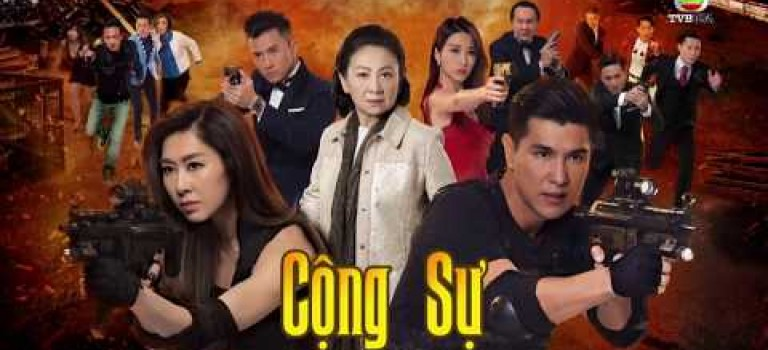 """EncoreTVB Viet – """"Cộng Sự"""" – Trailer 01"""
