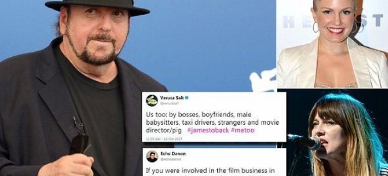 """好萊塢又一""""色魔""""被曝光!知名導演被 38 名受害女性聯合指控"""