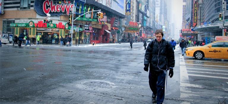 注意了:週五紐約將有大降溫!氣溫將低至零下!