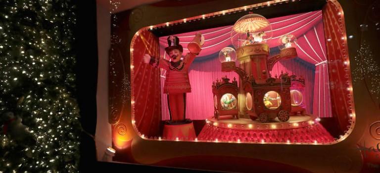 最值得期待的紐約聖誕櫥窗終於開始啦!冬季紐約不能錯過的浪漫之約~
