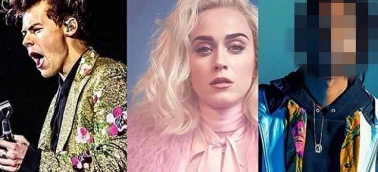 """維秘秀表演嘉賓確定了?泰勒絲出局,Katy Perry補上!還多了一個他!""""前任""""和""""宿敵""""同台的精彩看不到了!!"""