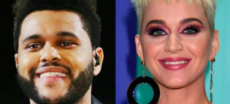 阿娘威!The Weeknd傳出約會水果姐Katy Perry!同進同出約會餐廳!