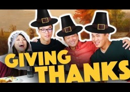 WHAT ARE YOU THANKFUL FOR? – Lunch Break!