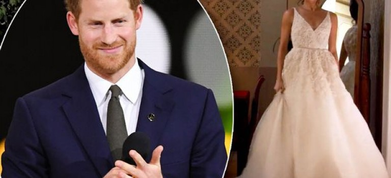 英國王室剛剛放出消息:哈里王子將於明年5月大婚,女方原來已經二婚