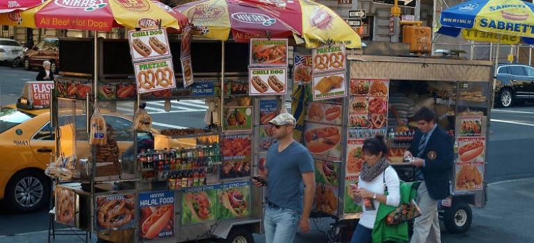 還在買餐車食物?調查報告顯示:紐約餐車比你想象的臟很多!