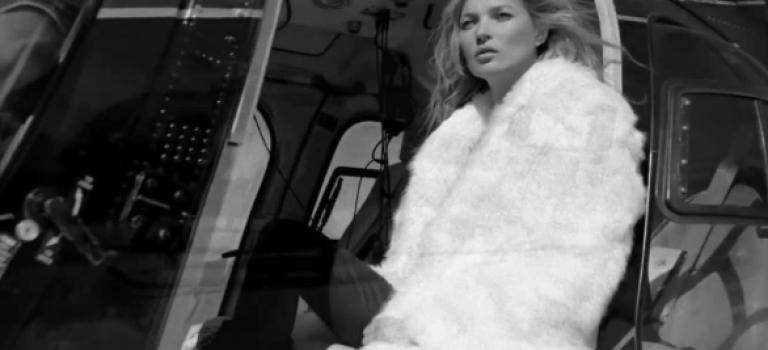 首席超模上空拍YSL宣傳廣告沒在怕!Kate Moss直言:只要畫面美!全裸都可以!