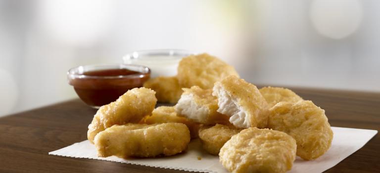 就在今天!麥當勞發善心,領免費的Chicken McNuggets啦~!