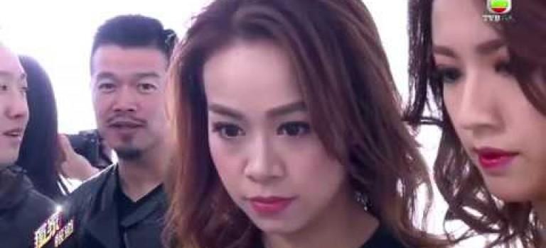 12.25.2017 – 黃心穎為勁歌拍性感舞蹈MV