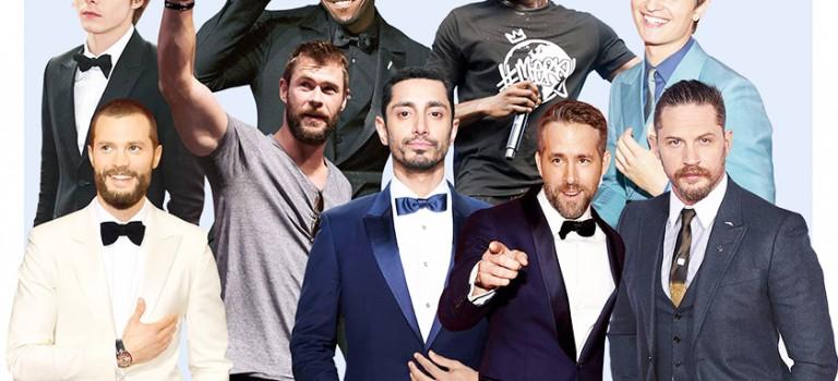 2017 十大最性感男星出爐,這些男星也在裡面?超意外!
