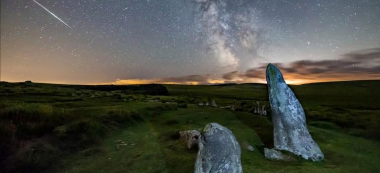 2018的第一場流星雨來啦~~另外,1 月還有這些天文奇觀可以期待!