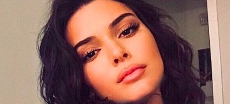 Kendall Jenner爛皮膚被抓包!閨蜜出面力挺:是這個原因!