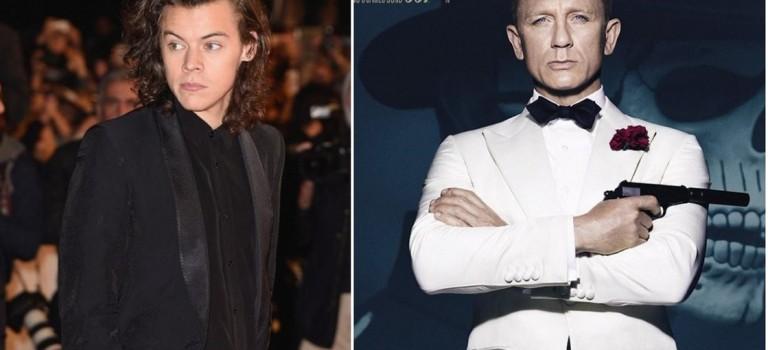 "Harry Styles被欽點出演下一任 007,遭影迷瘋狂抵制:""小屁孩,不夠格!"""