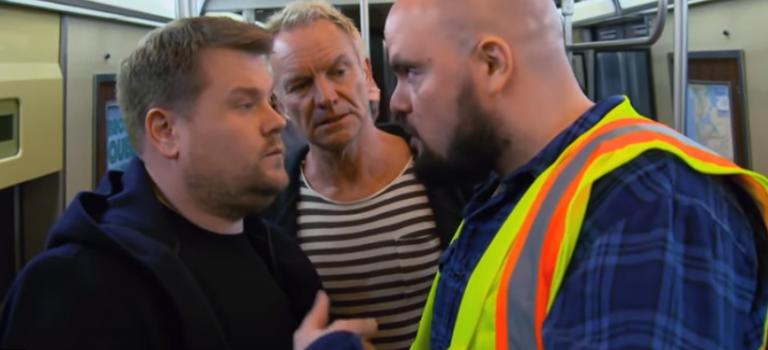 """""""拼車卡拉OK""""之紐約地鐵版惹毛紐約客:""""我們不是這樣的!"""""""