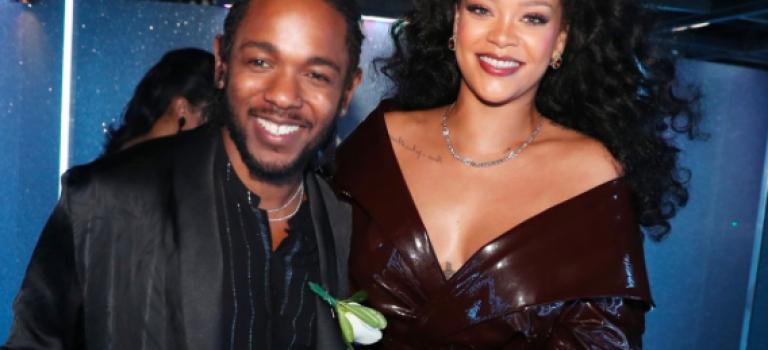 天后Rihanna驚傳懷孕!一反常態笑而不怒!