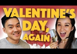 VALENTINE'S DAY MEMORIES ft. Cathy Nguyen – Lunch Break!