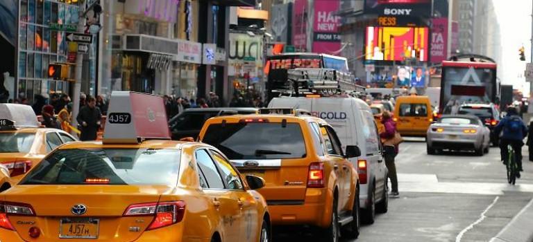 全球塞車報告出爐:最堵路段竟然在紐約!