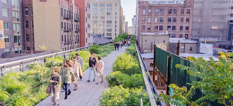 人氣景點High Line附近廉租房:沿河近地鐵,最低$613/月